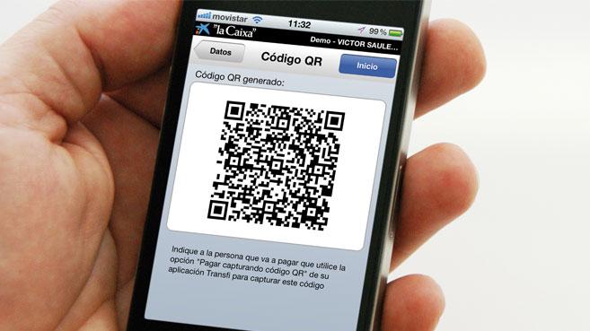 La caixa lanza una aplicaci n para pagos mediante c digos for Seguro hogar la caixa