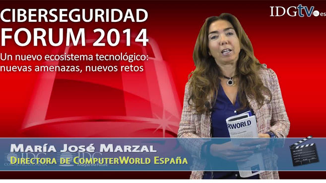 Forum Ciberseguridad  2014