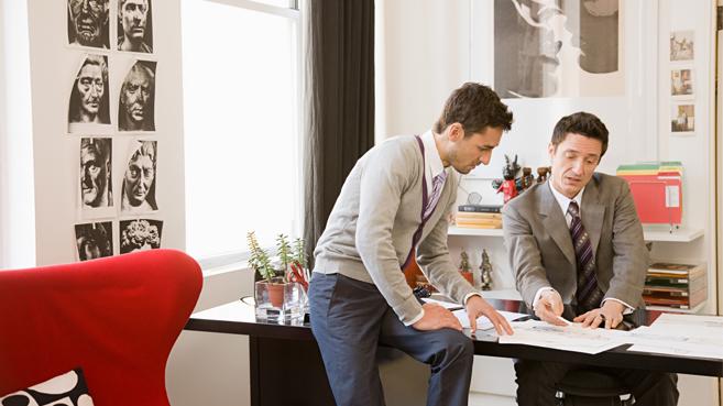 �Puede la tecnolog�a predecir la afinidad de los empleados de una oficina?
