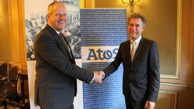 Atos y Airbus Defence and Space