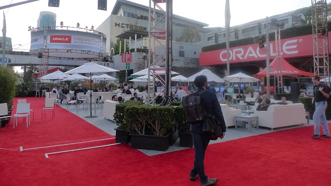 Oracle OpenWorld15