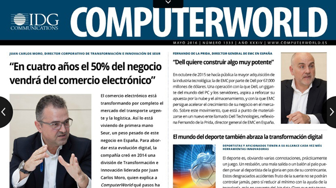 Computerworld mayo 2016