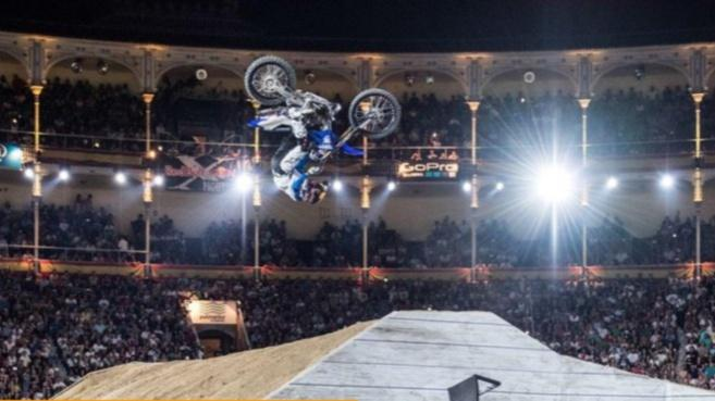 Red Bull fighters