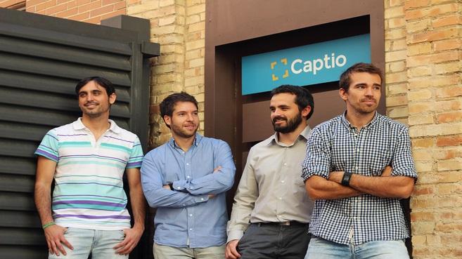 Navarra y Pa�s Vasco homologan la plataforma de gesti�n de gastos de viaje Captio