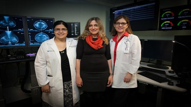 Inteligencia Artificial para mejorar la detección precoz del cáncer de mama