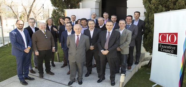 CIO Executive Council (Marzo 2018)