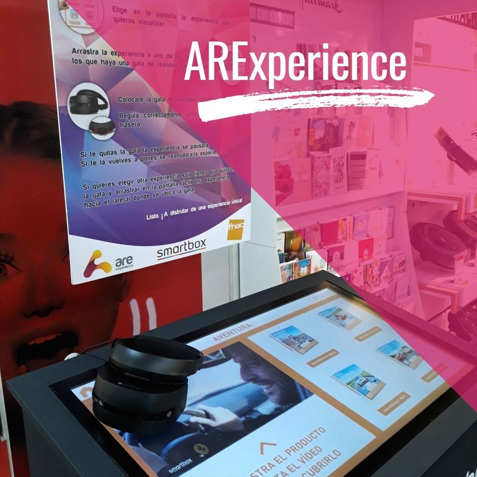 Ya es posible tener una experiencia inmersiva en un comercio digital ...