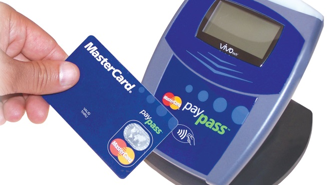 MasterCards ContactLess