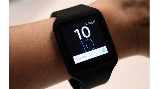 Sony Wearable SmartWatch 3.0
