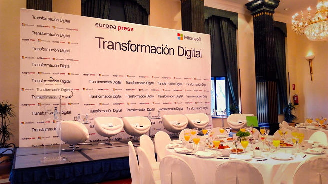 Transformación digital banca