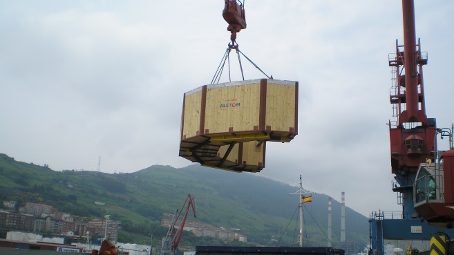 Vasco Catalana Group container