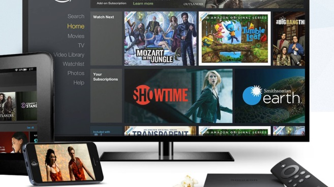amazon prime video apple tv españa