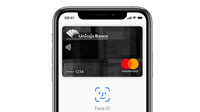 Apple Pay Unicaja