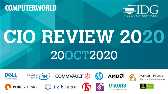 cio review 2020 logo